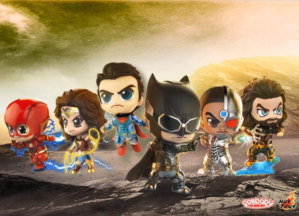 Justice League Cosbaby CN
