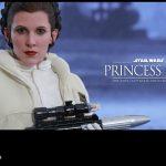 Hot Toys - Star Wars - EP5 - Princess Leia collecitble figure_PR14