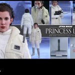 Hot Toys - Star Wars - EP5 - Princess Leia collecitble figure_PR18