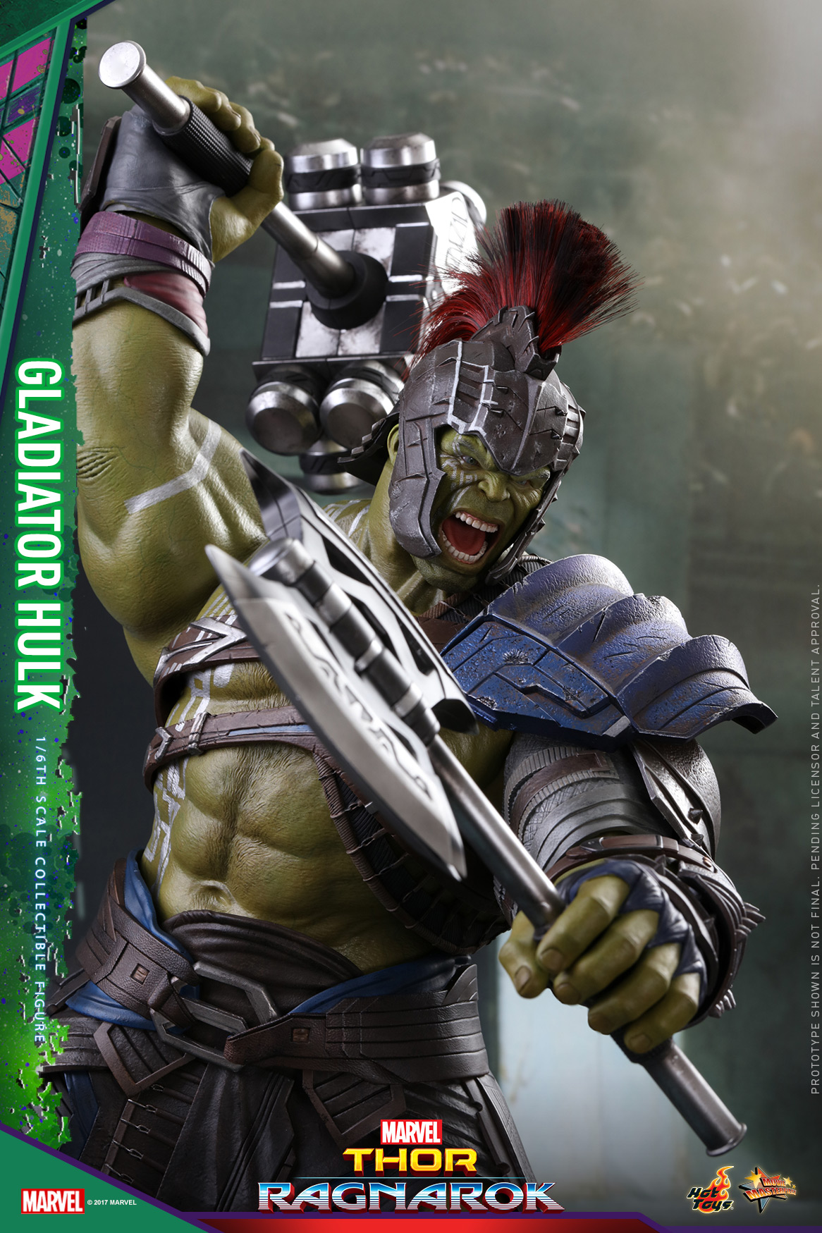 Hot Toys - Thor 3 - Gladiator Hulk Collectible Figure_PR4