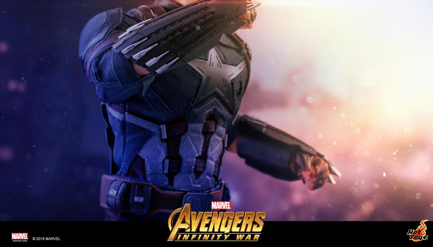 HT - Avengers Infinity War - Captain America - Teaser_1