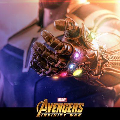 HT Avengers Infinity War - Thanos Teaser