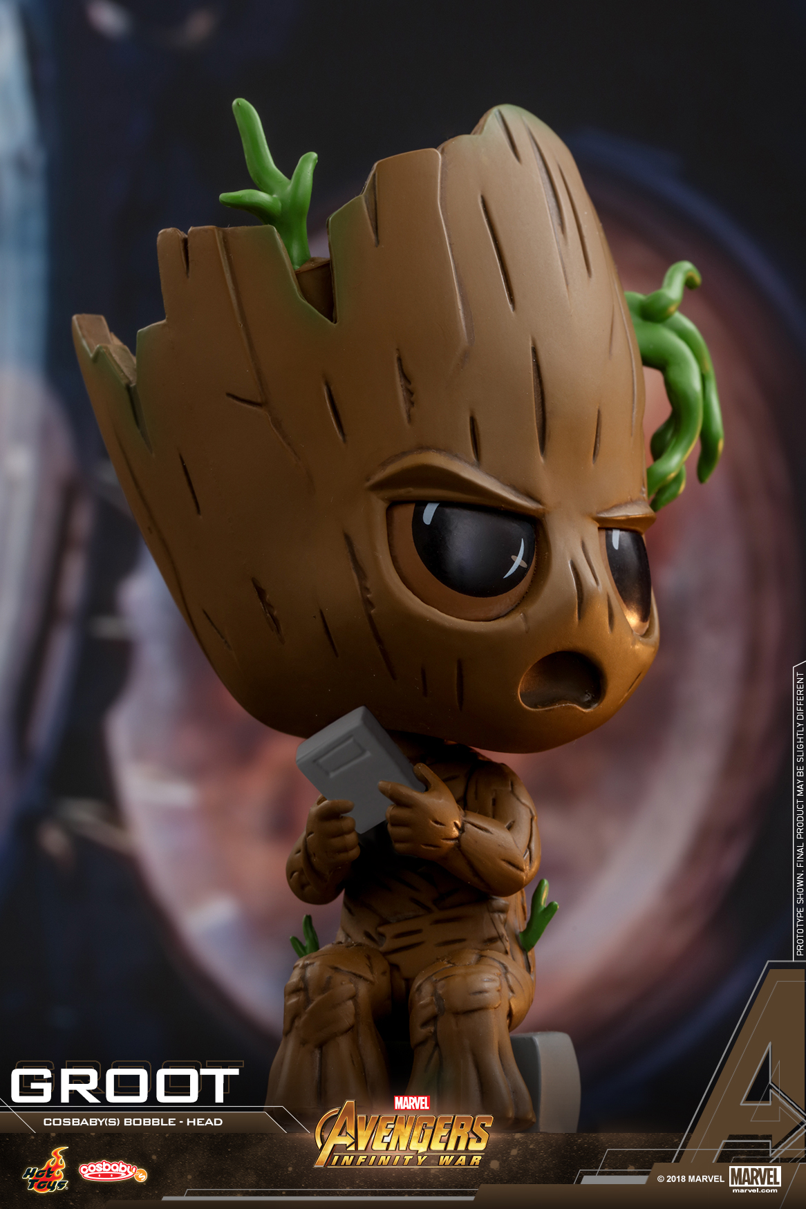 Hot Toys - AIW - Groot Cosbaby (S)_PR2