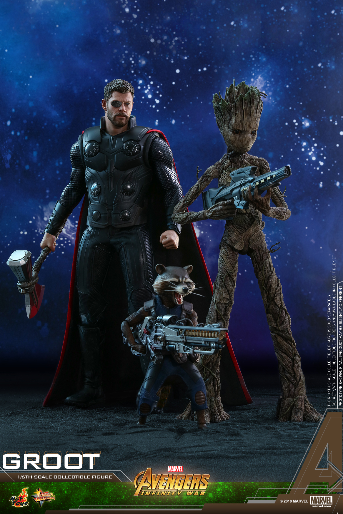 Hot Toys - AIW - Groot collectible figure_PR1