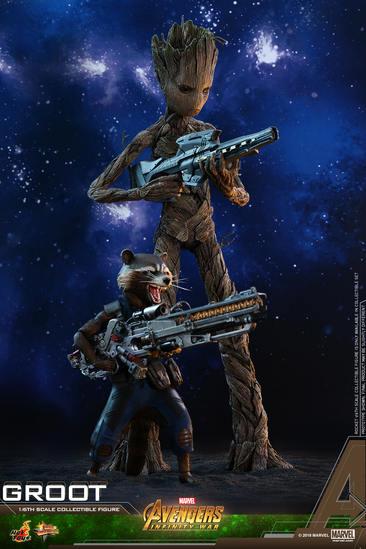 Hot Toys - AIW - Groot collectible figure_PR13
