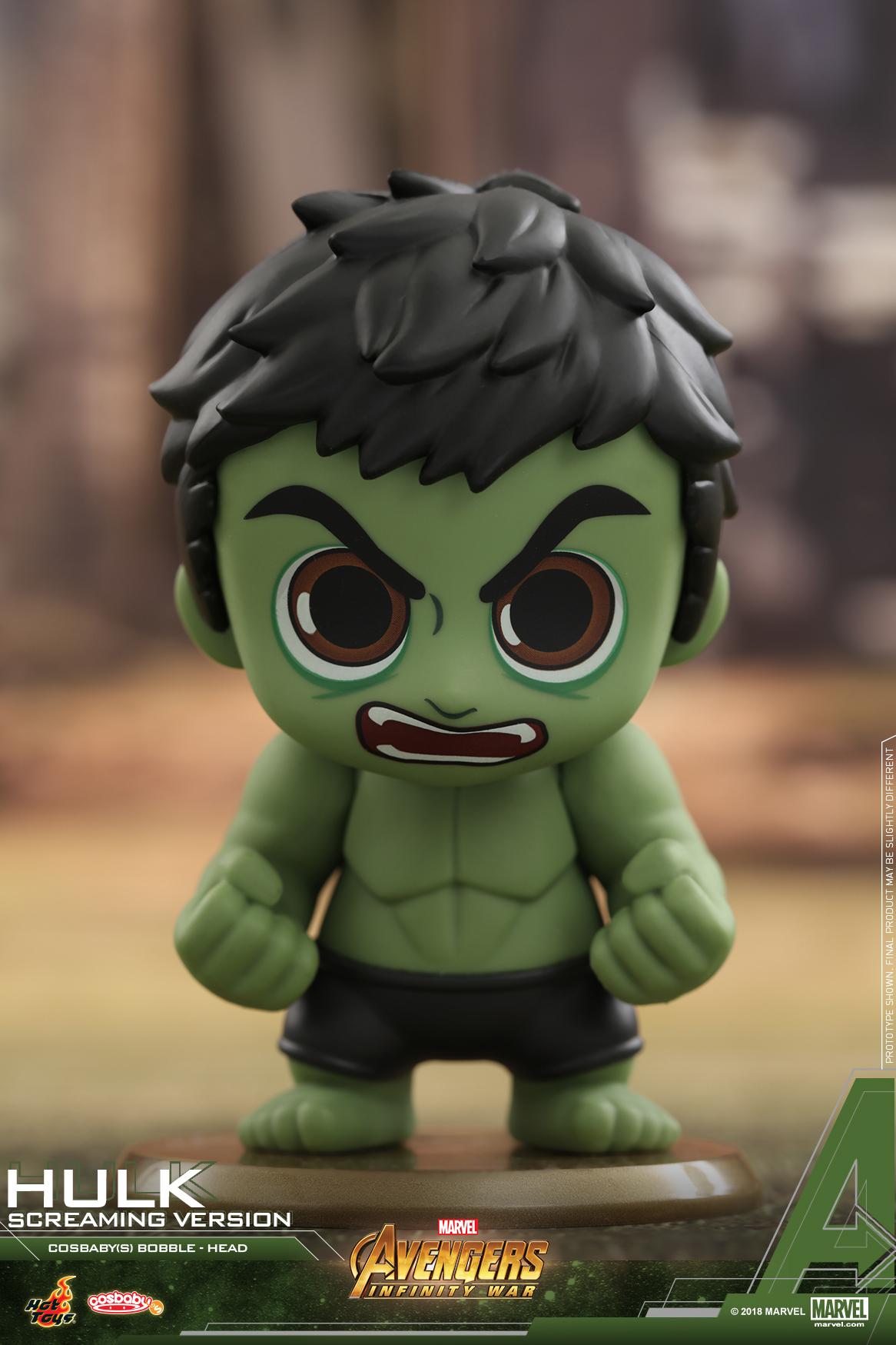 Hot Toys - AIW - Hulk (Screaming Version) Cosbaby (S)_PR1
