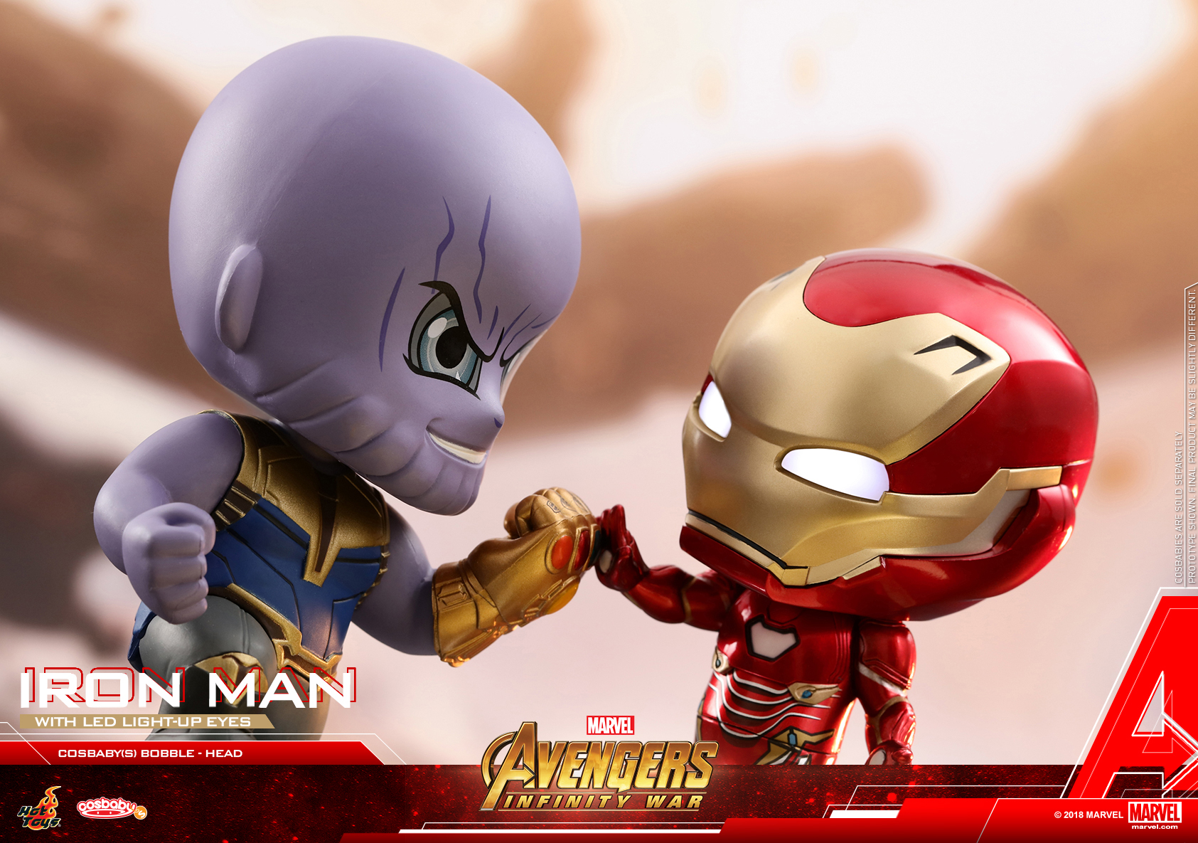 Hot Toys - AIW - Iron Man (with LED light-up eyes) Cosbaby (S)_PR3
