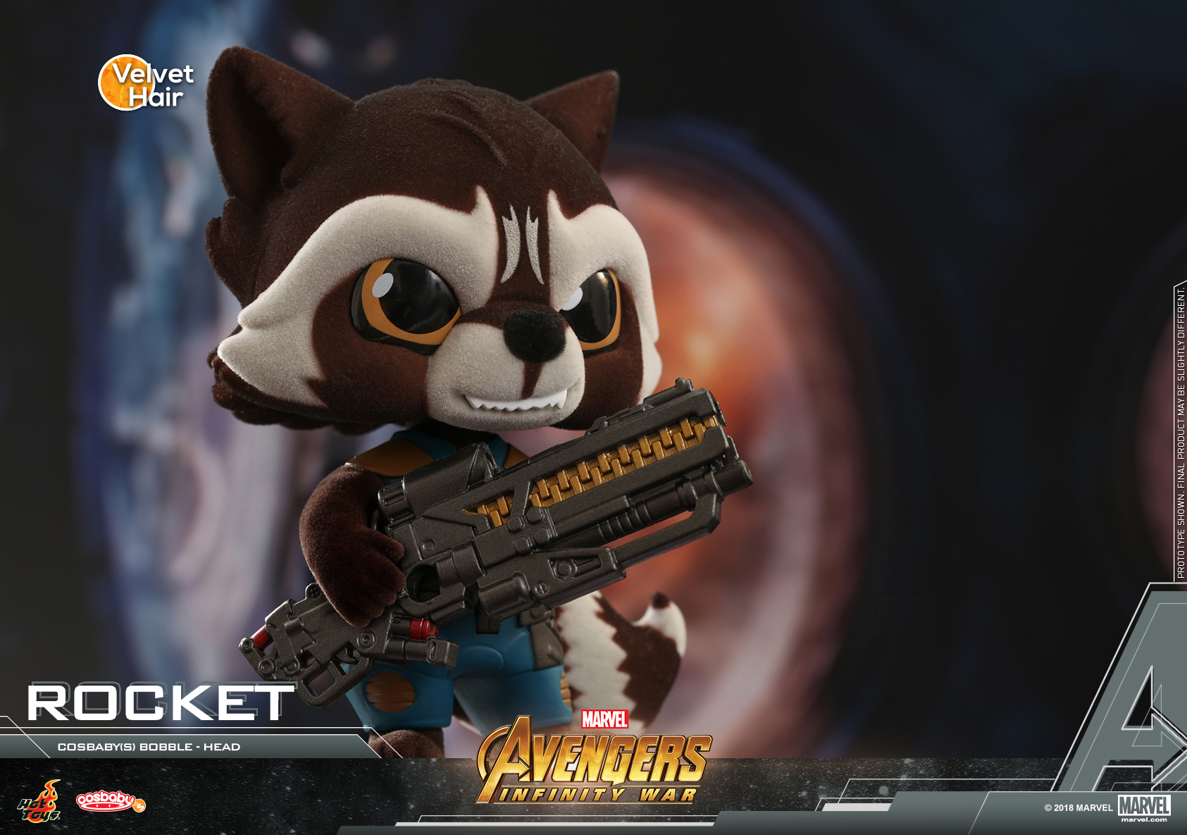 Hot Toys - AIW - Rocket Cosbaby (S)_PR3