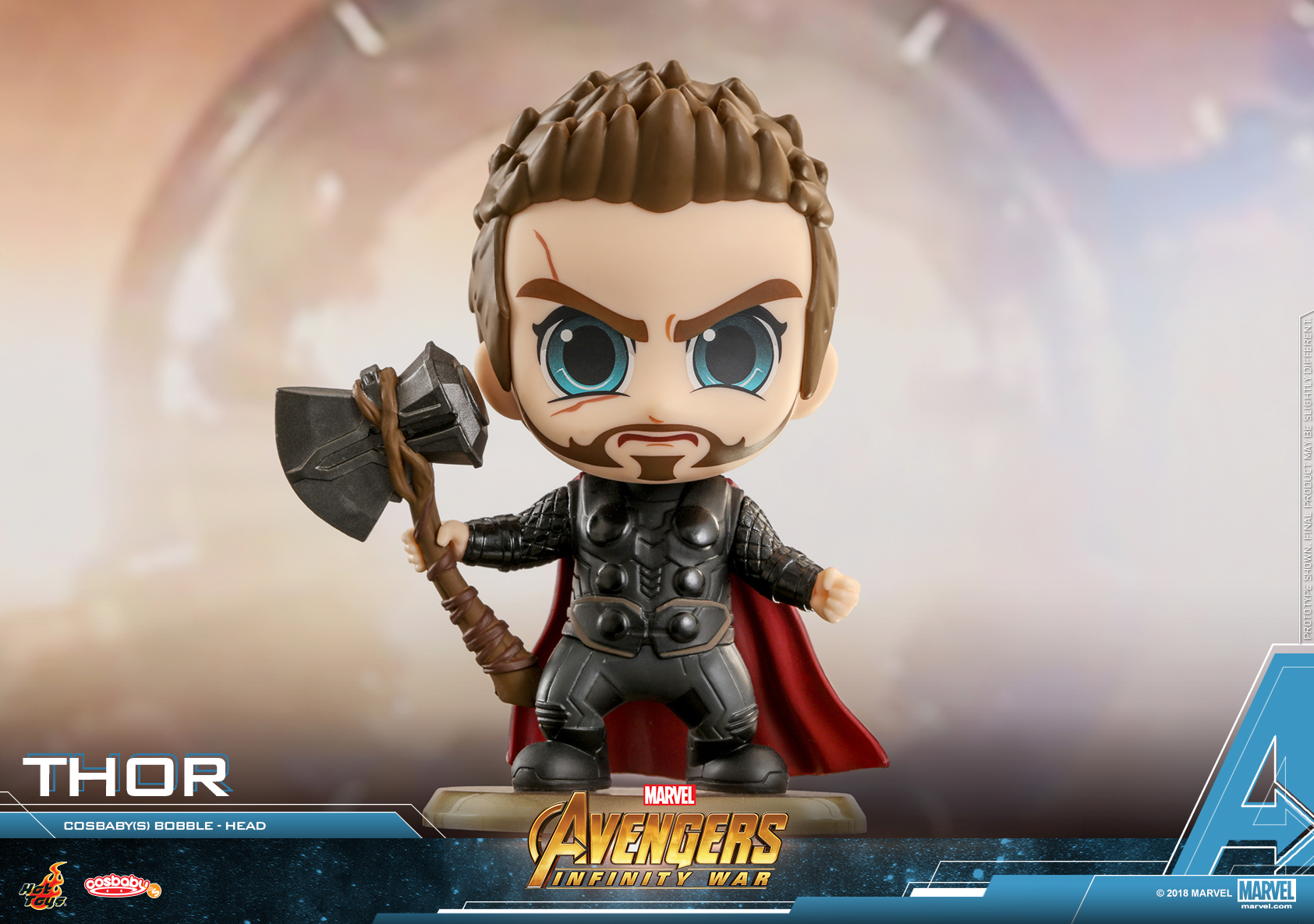 Hot Toys - AIW - Thor Cosbaby (S)_PR1