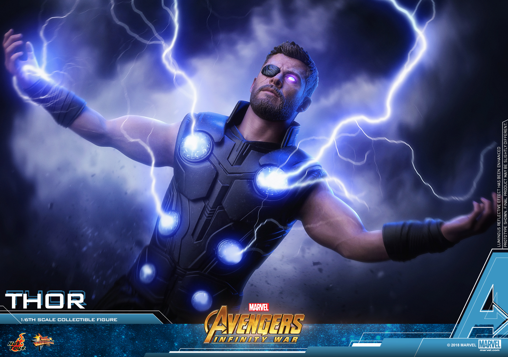 Hot Toys - AIW - Thor collectible figure_PR15
