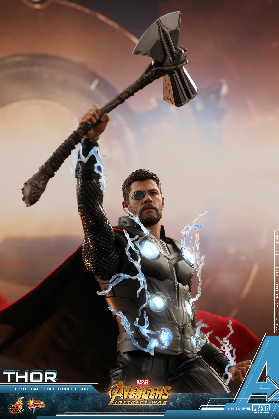 Hot Toys - AIW - Thor collectible figure_PR4