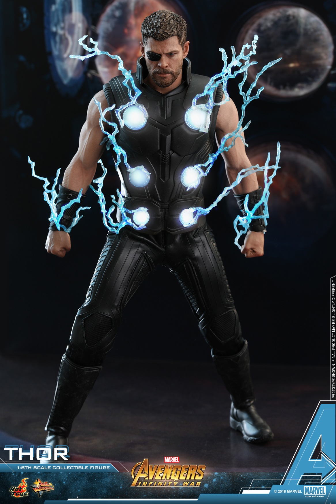 Hot Toys - AIW - Thor collectible figure_PR7