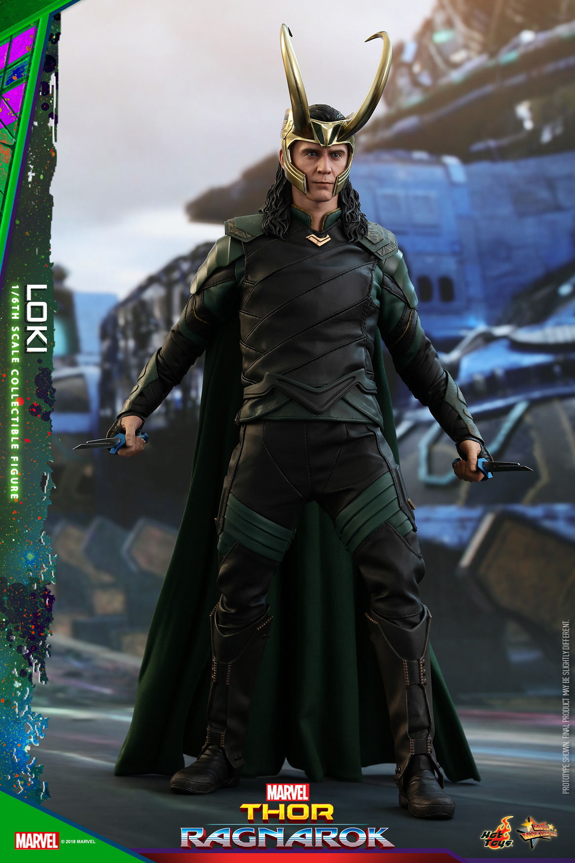 Hot Toys - Thor 3 - Loki collectible figure_PR1