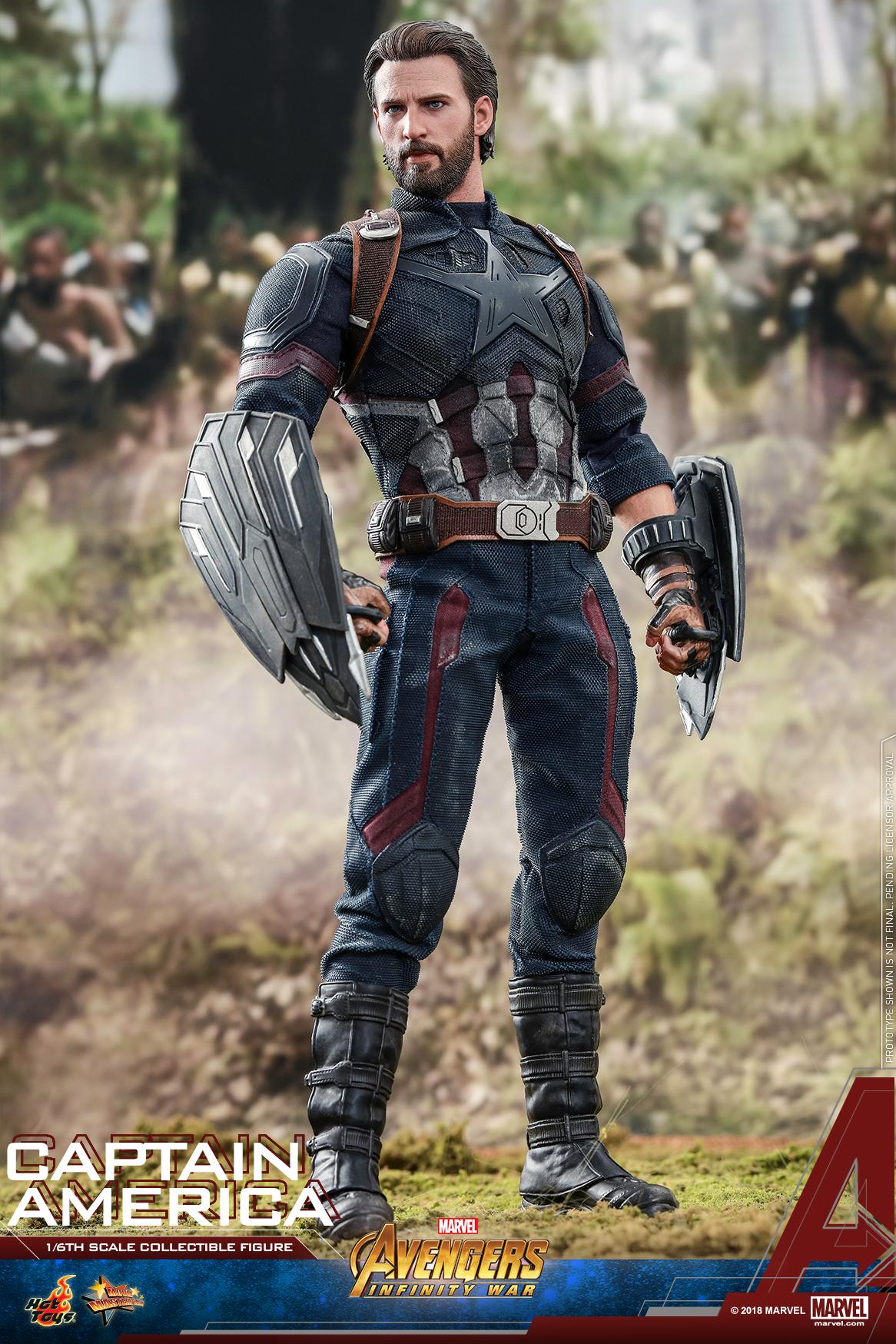 Hot Toys - AIW - Captain America collectible figure_PR2