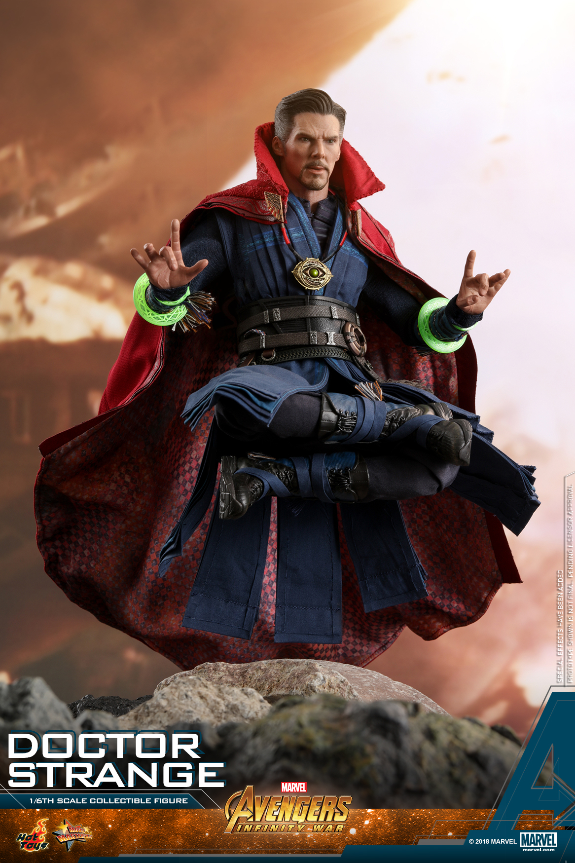 Hot Toys - AIW - Doctor Strange collectible figure_PR6