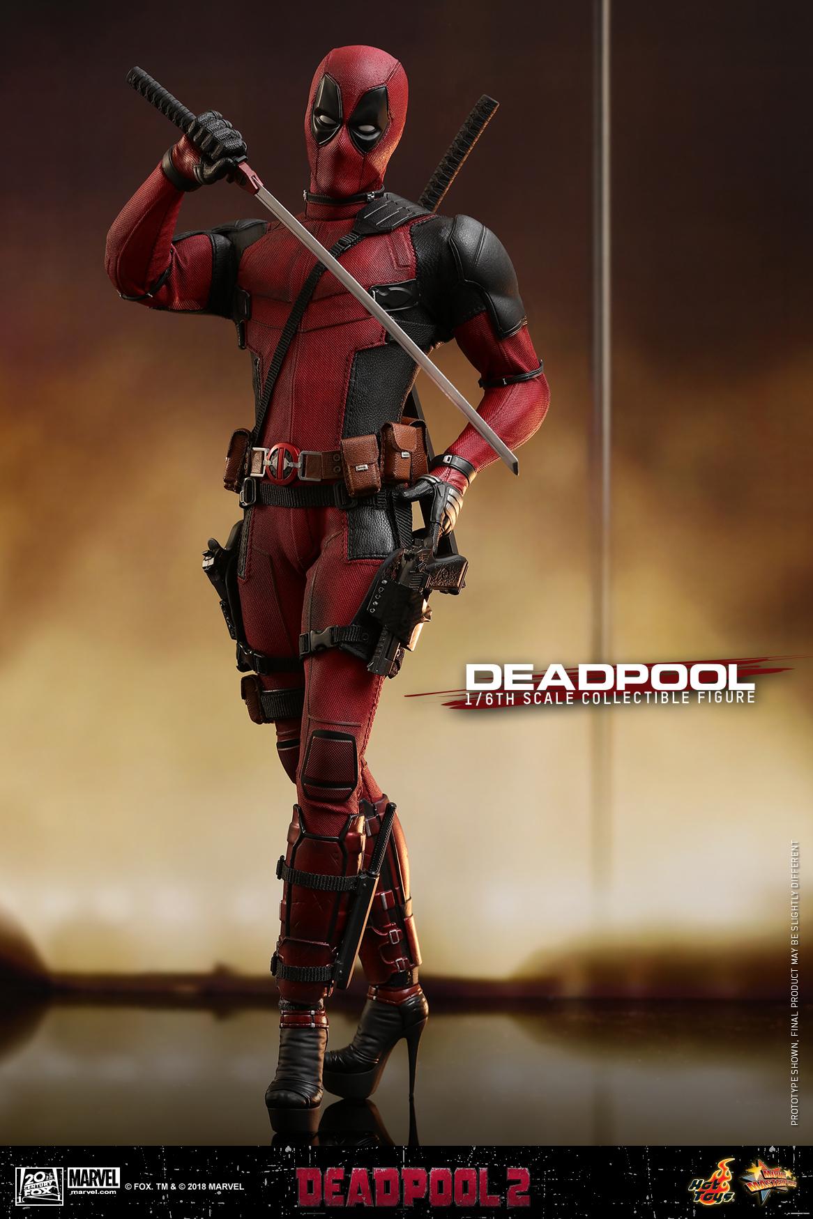 Hot Toys - Deadpool2 - Deadpool collectible figure_PR11