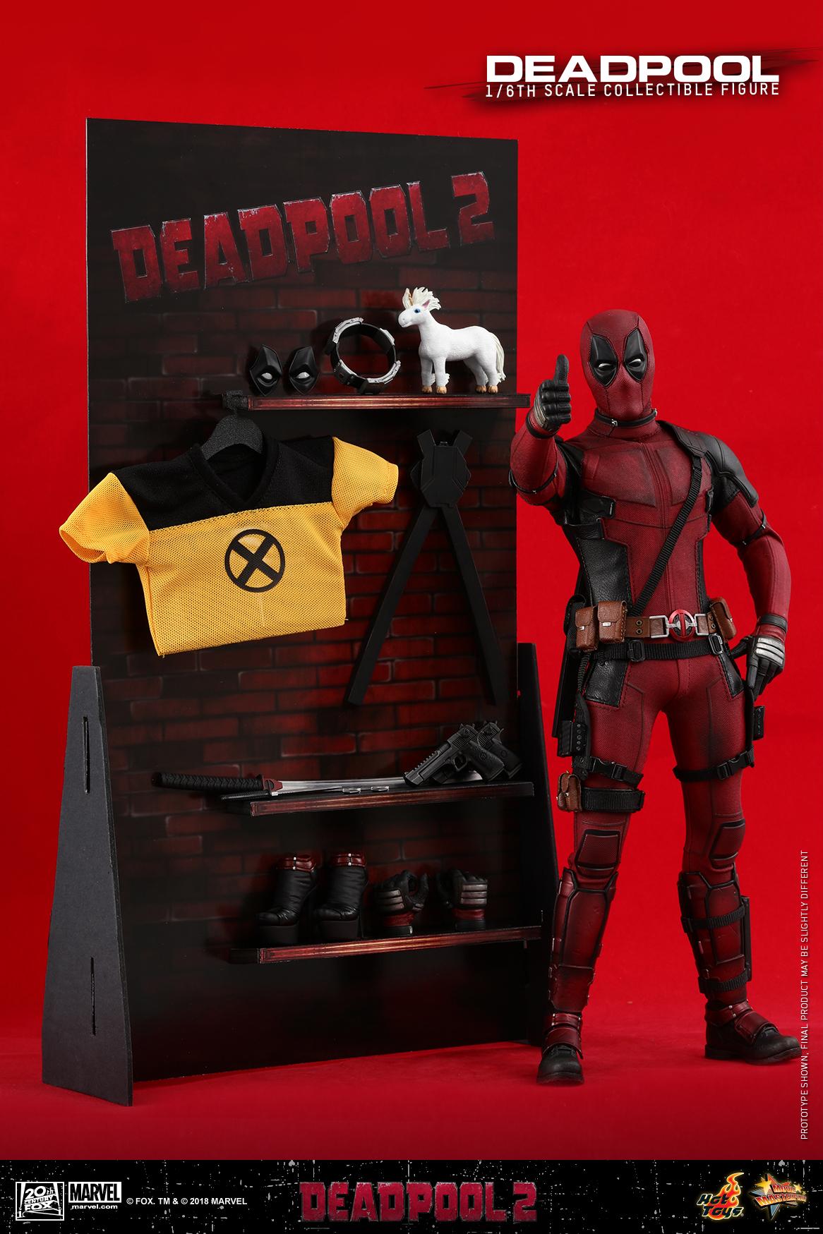 Hot Toys - Deadpool2 - Deadpool collectible figure_PR34