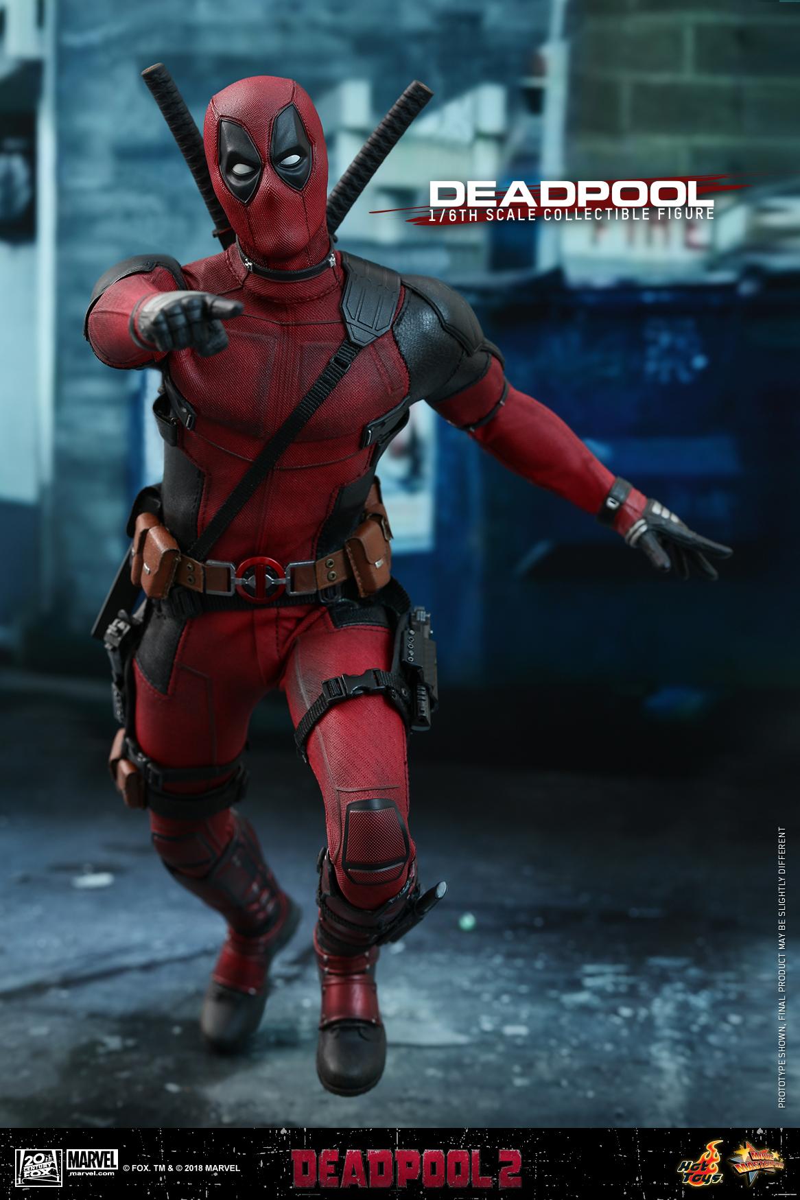 Hot Toys - Deadpool2 - Deadpool collectible figure_PR9