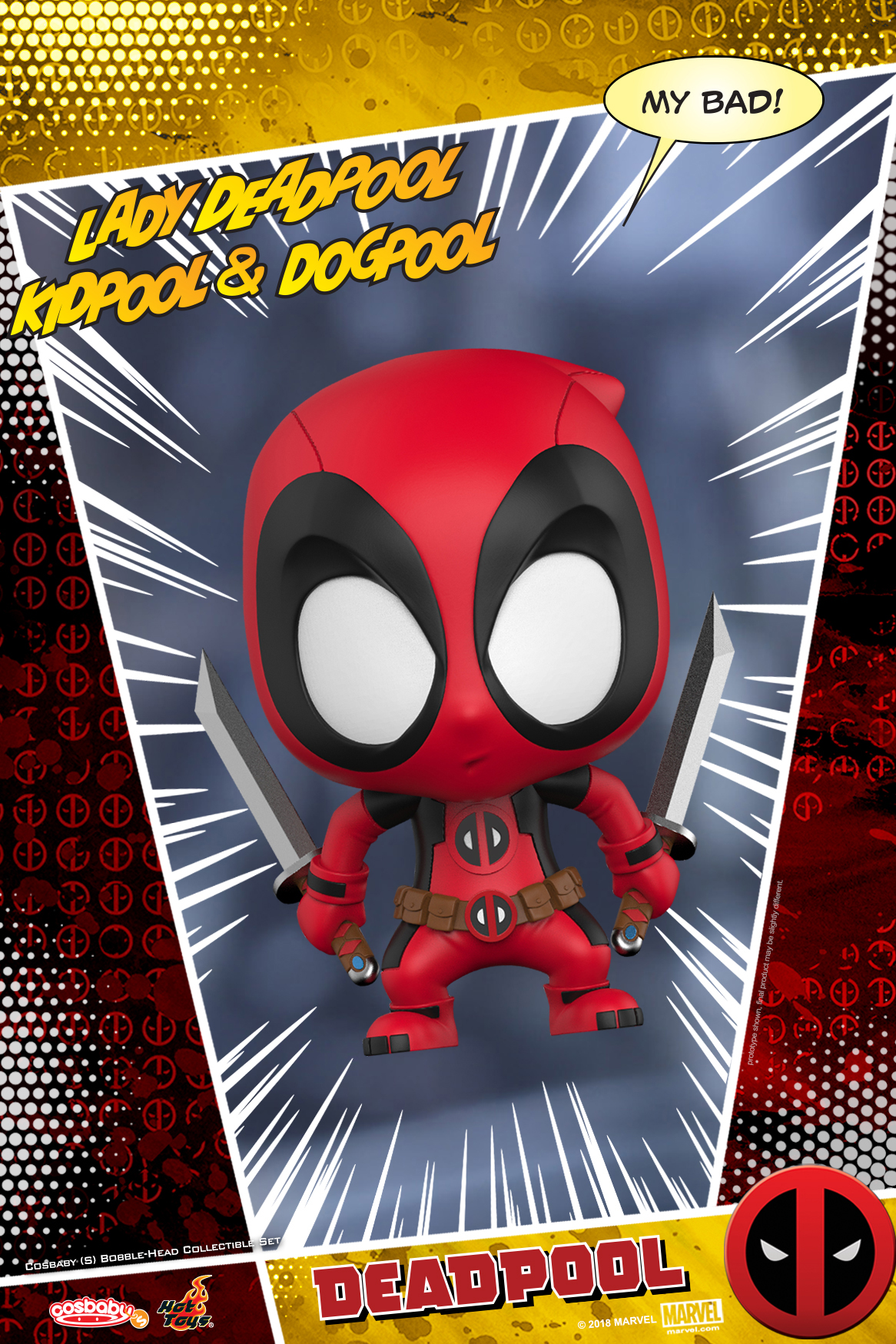 Hot-Toys---Lady-Deadpool,-Kidpool-&-Dogpool-Cosbaby-(S)-Set_PR4