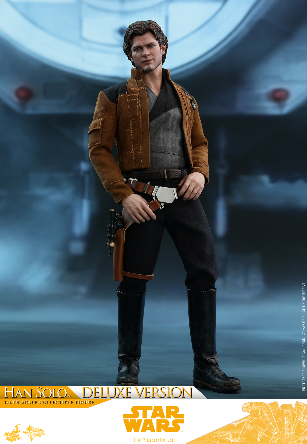 Hot Toys - SOLO_A Star Wars Story - Han Solo collectible figure (DELUXE)_PR04