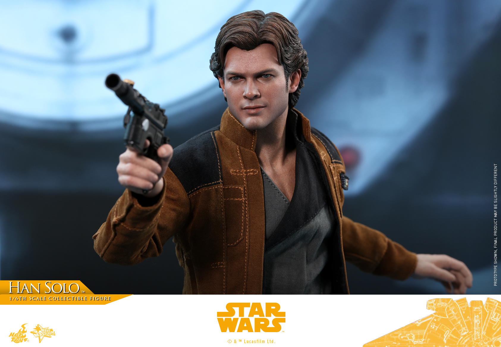 Hot Toys - SOLO_A Star Wars Story - Han Solo collectible figure_PR02