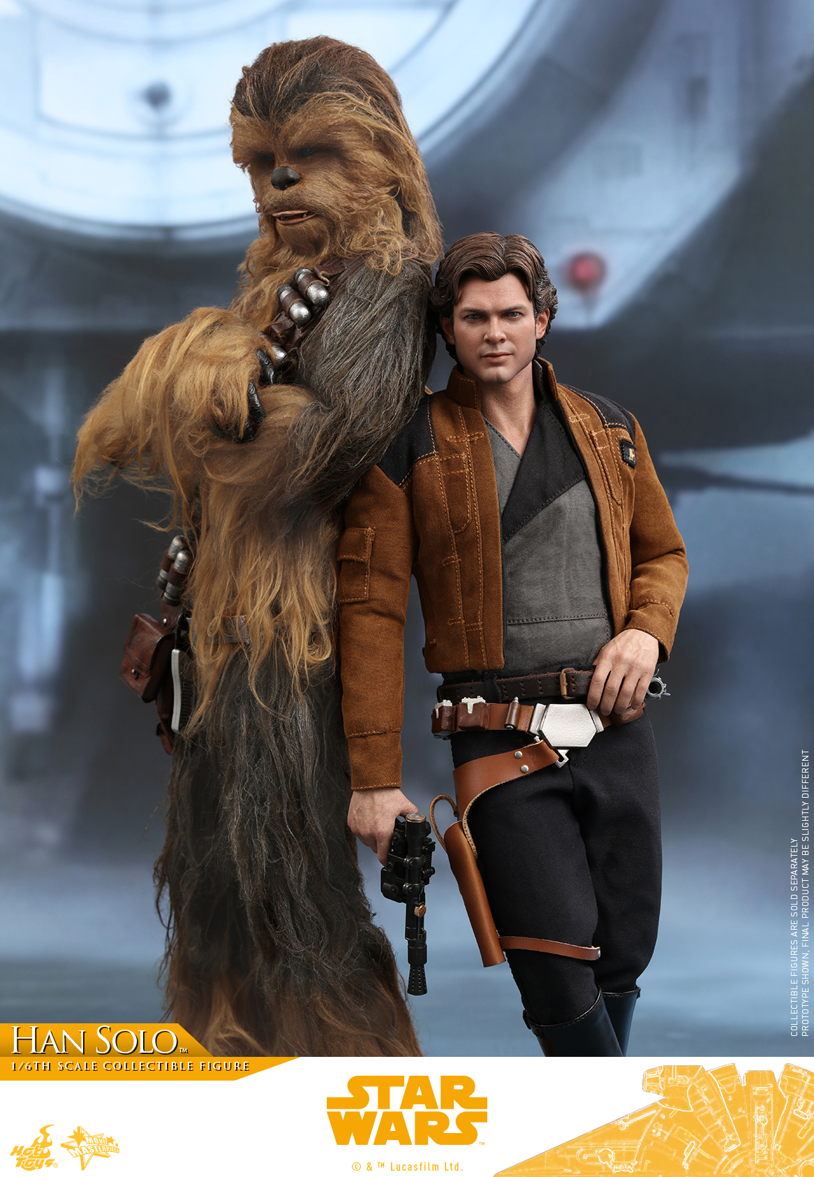 Hot Toys - SOLO_A Star Wars Story - Han Solo collectible figure_PR10