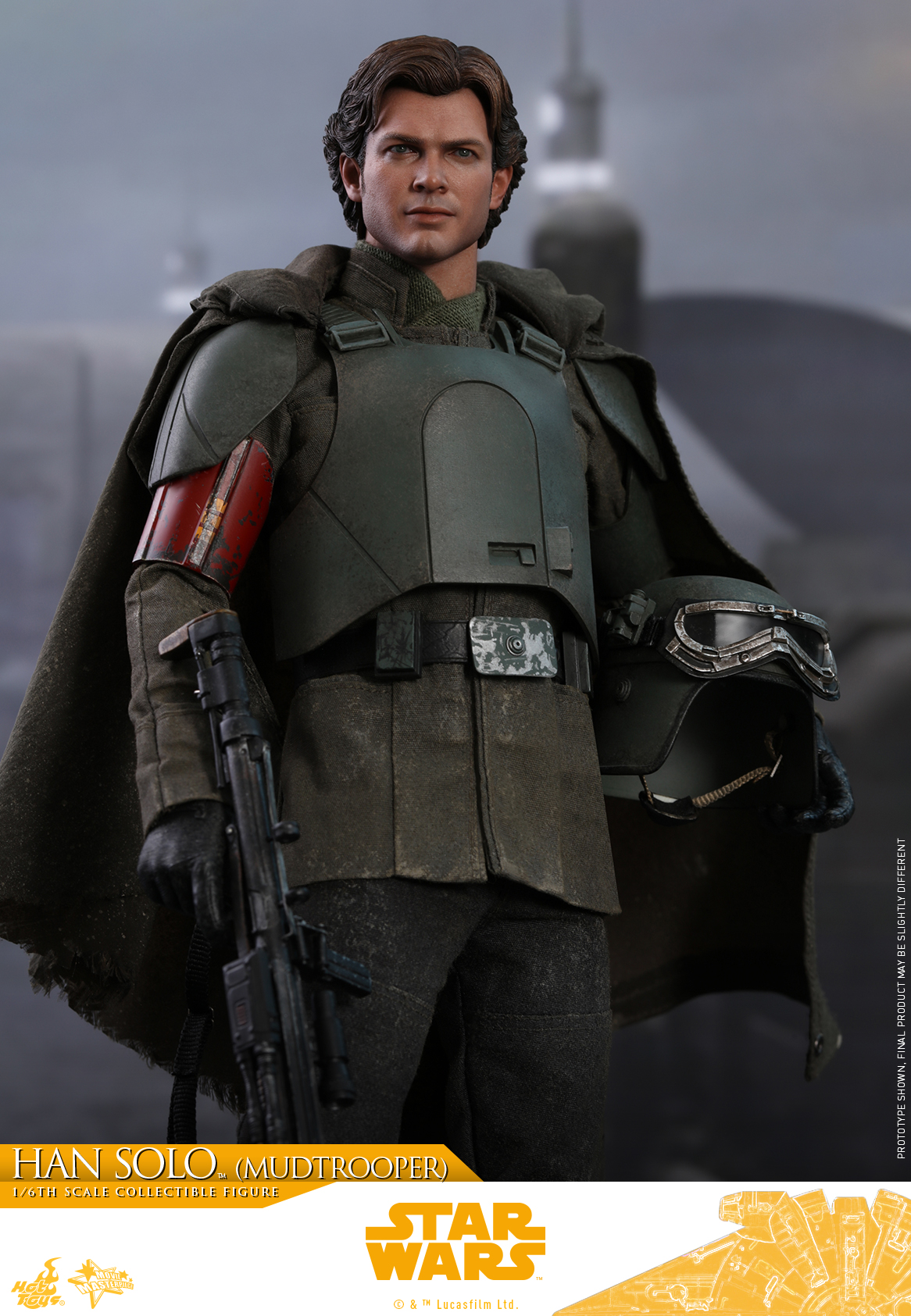 Hot Toys - Solo - Han Solo (Mudtrooper) collectible figure_PR4