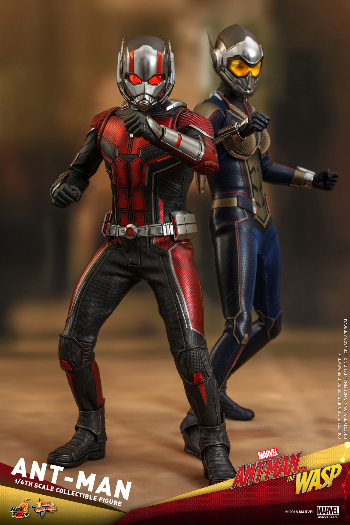 Hot Toys - Ant-Man and The Wasp - Ant-Man Collectible Figure_PR10
