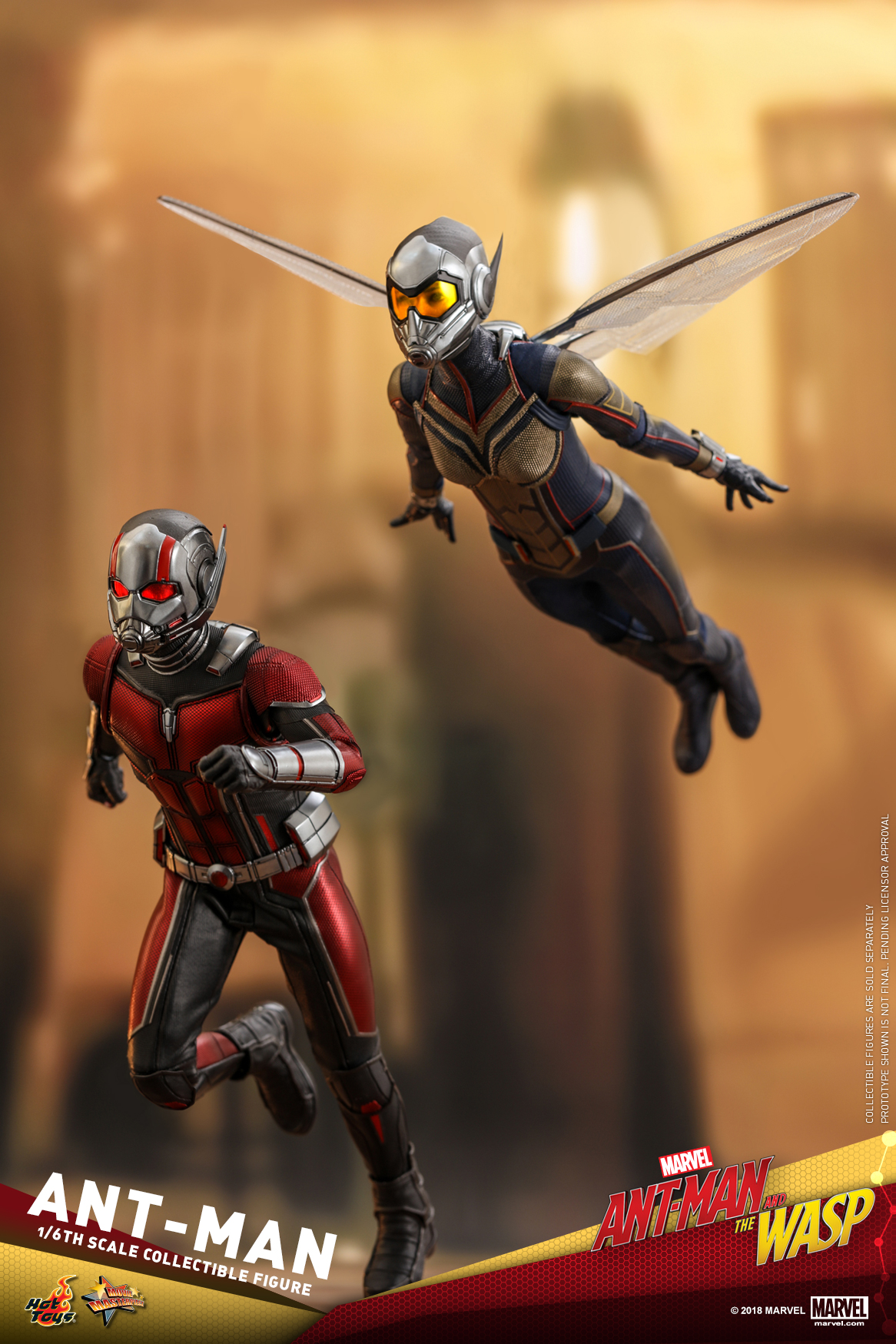 Hot Toys - Ant-Man and The Wasp - Ant-Man Collectible Figure_PR9