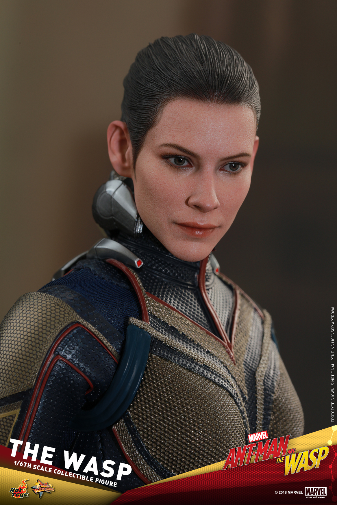 Hot Toys - Ant-Man and The Wasp - The Wasp Collectible Figure_PR25