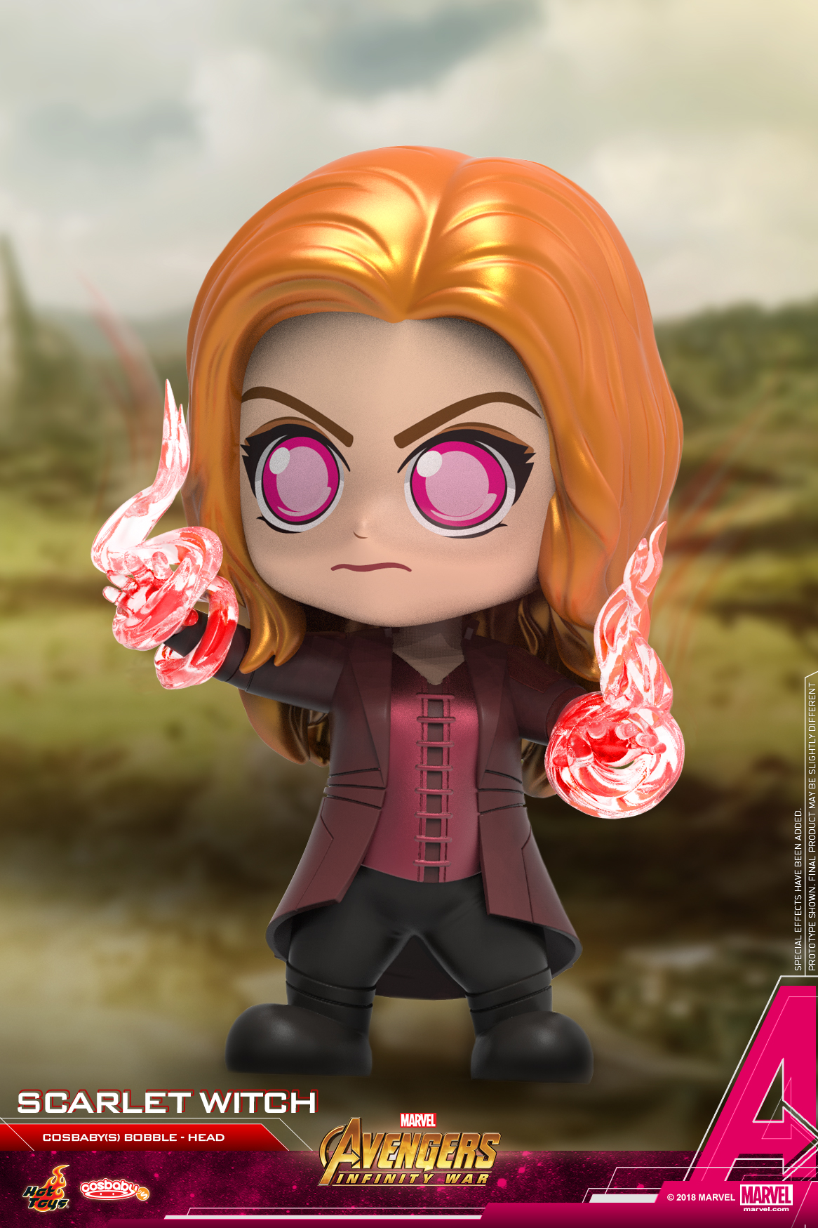 Hot Toys - Avengers 3 - Scarlet Witch Cosbaby (S)_PR2