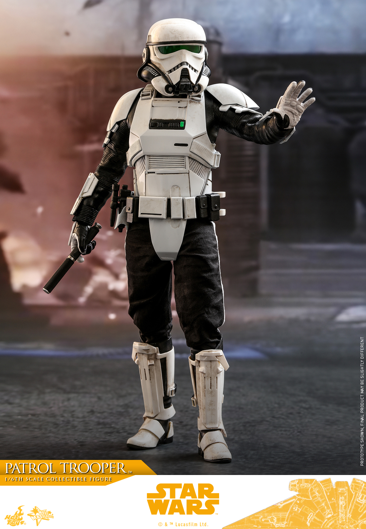 Hot Toys - Solo - A Star Wars Story - Patrol Trooper collectible figure_PR2