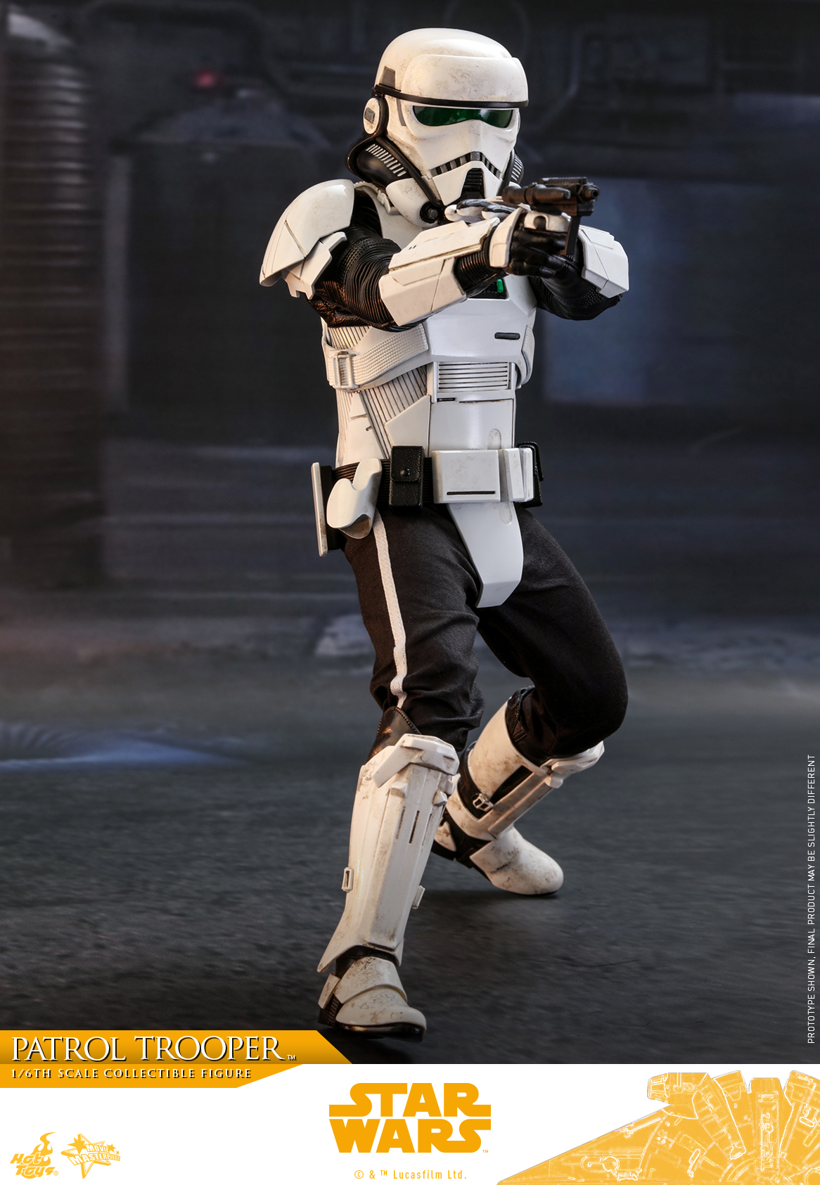 Hot Toys - Solo - A Star Wars Story - Patrol Trooper collectible figure_PR5