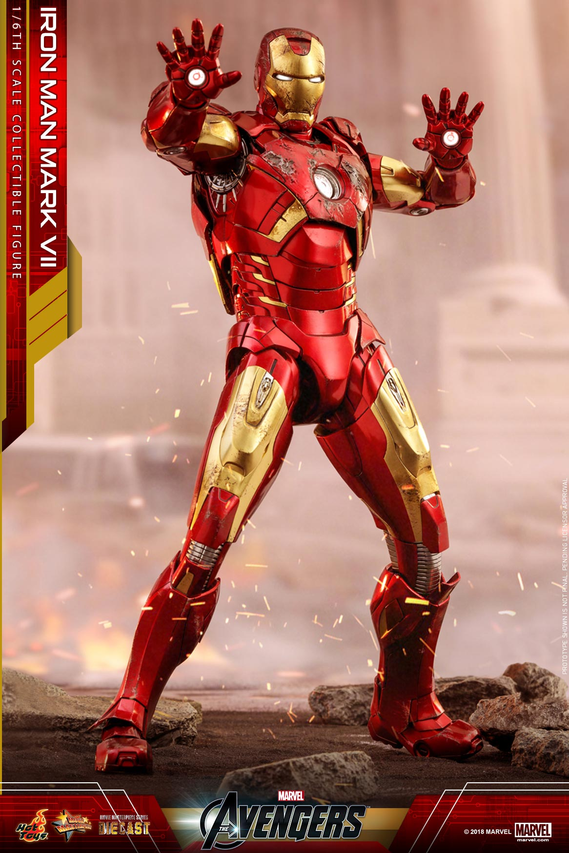 Hot-Toys---Avengers---Mark-VII-(Diecast)-collectible-figure_PR4