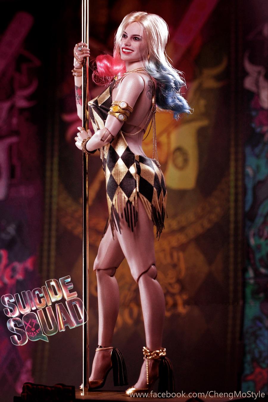 Orange Blogger Review Harley Quinn Dance (24)
