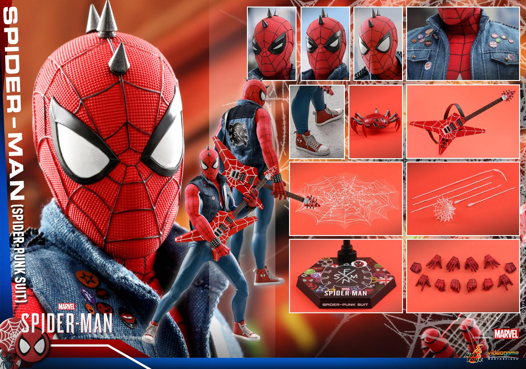 PS4_SPIDERMAN(SPIDER-PUNK)_H_Detail