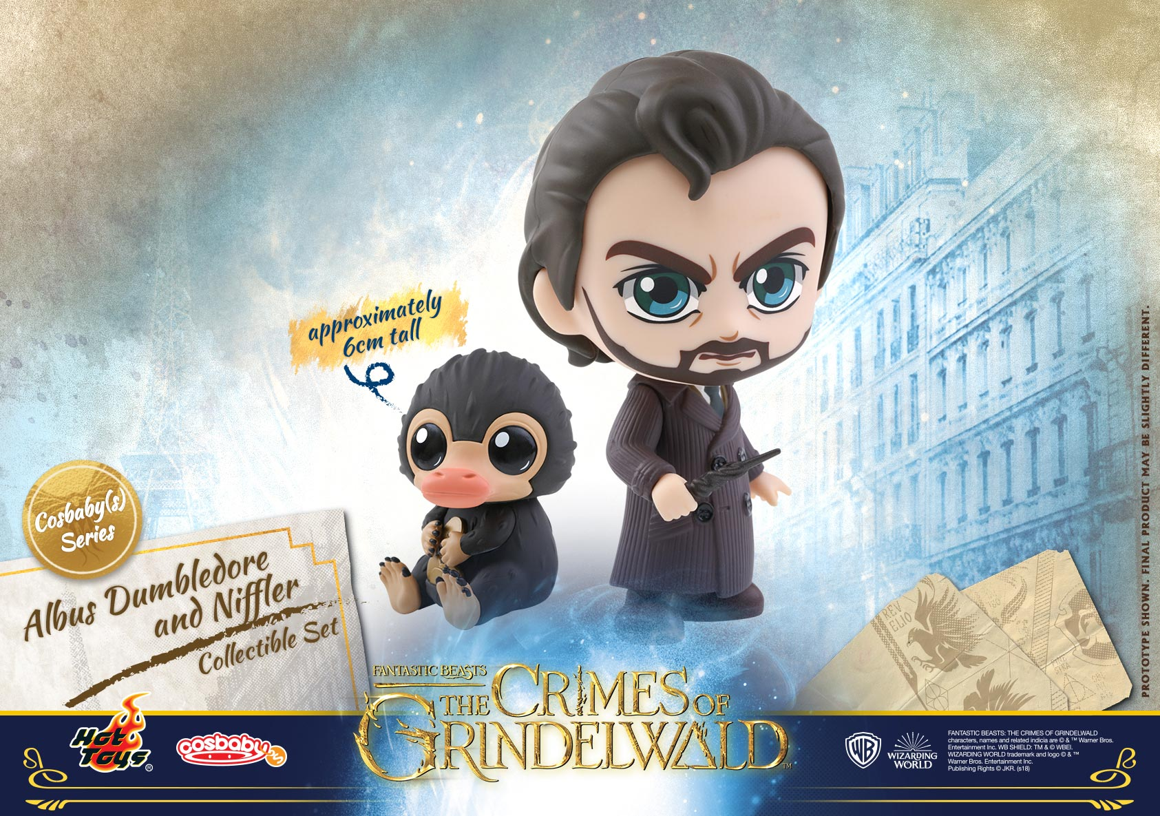 Hot-Toys---Fantastic-Beasts-2---Albus-Dumbledore-and-Niffler-Cosbaby-(S)-Collectible-Set_PR1