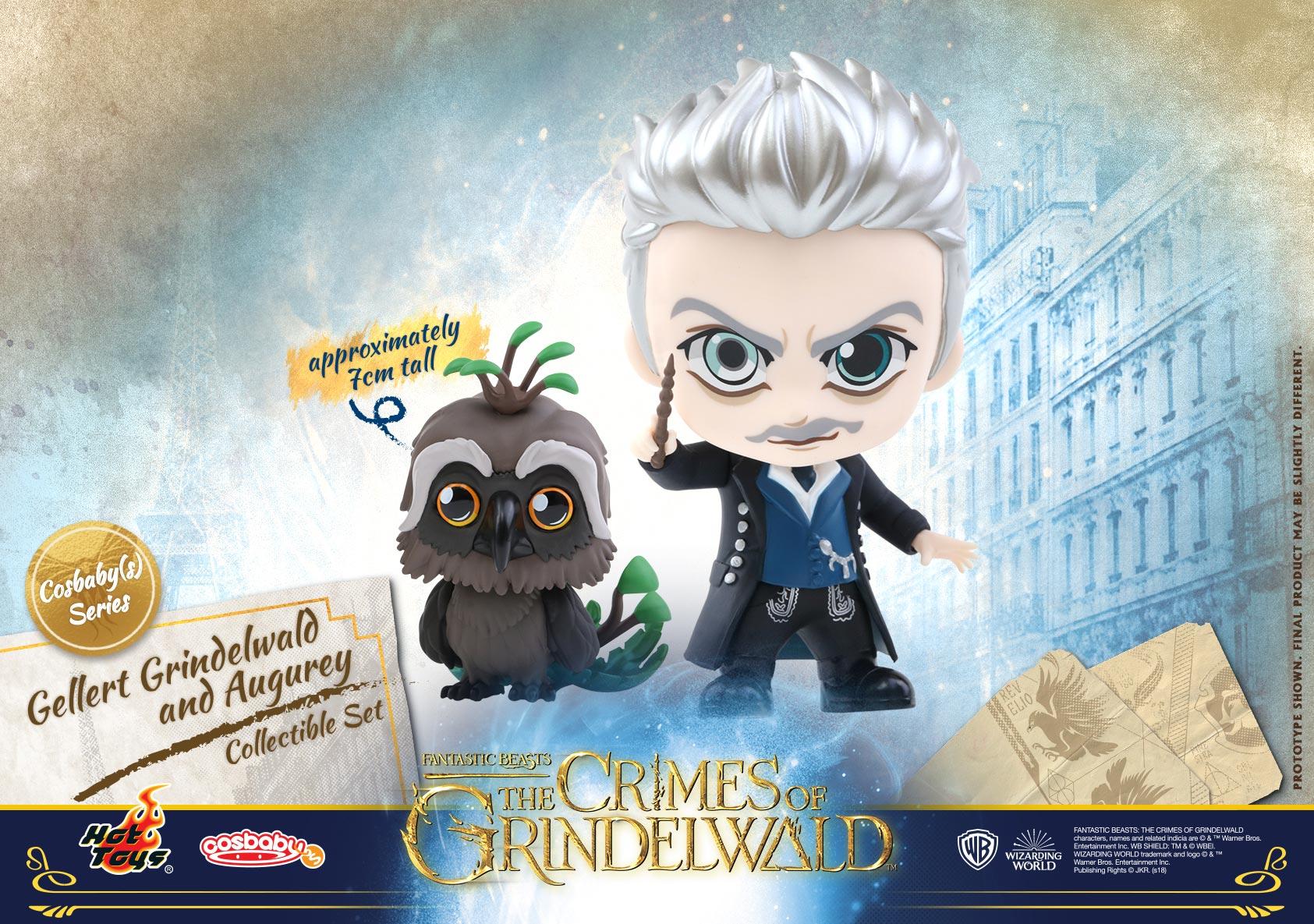 Hot-Toys---Fantastic-Beasts-2---Gellert-Grindelwald-and-Augurey-Cosbaby-(S)-Collectible-Set_PR1