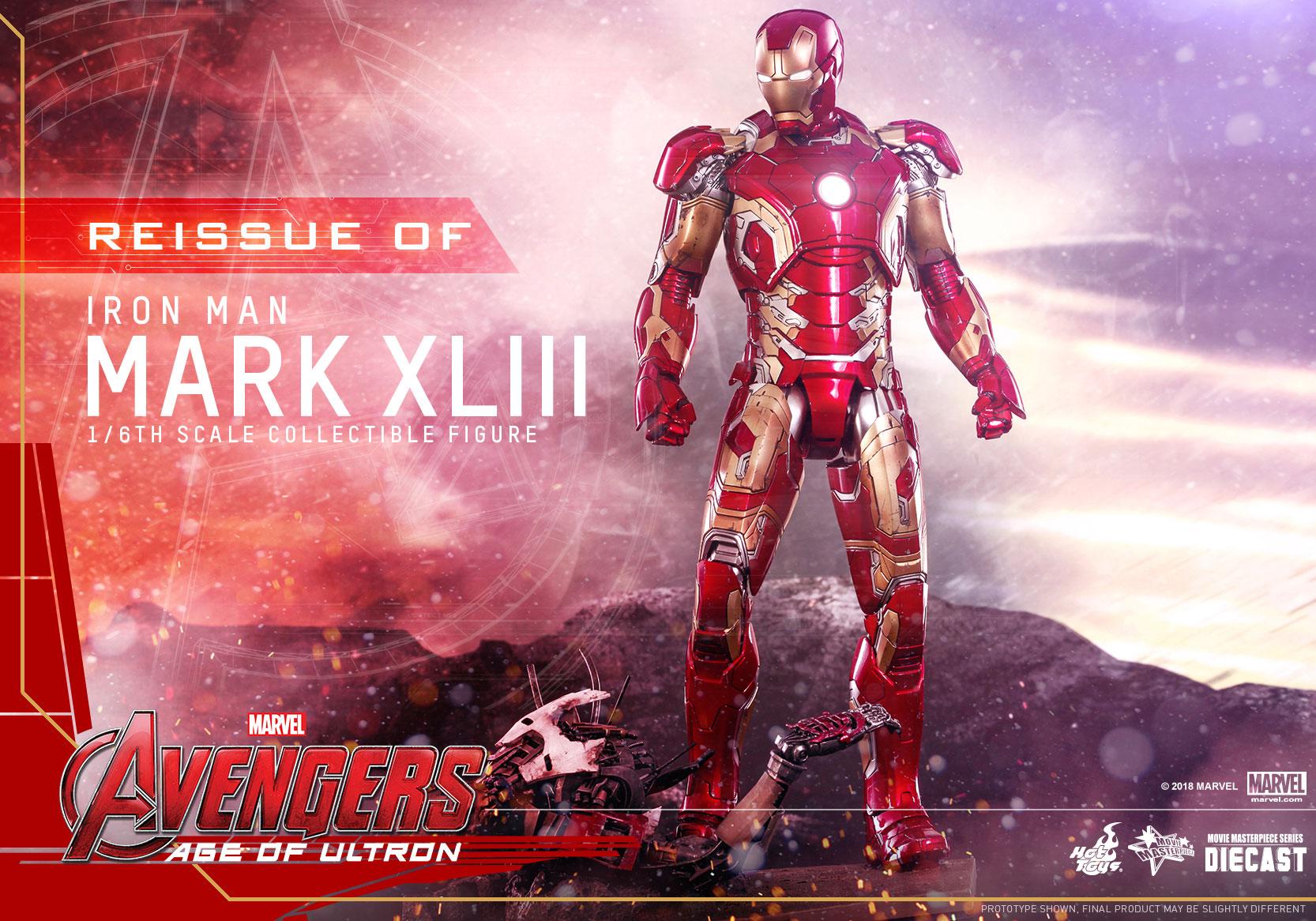 (Reissue)-Hot-Toys---AAOU---Iron-Man-Mark-XLIII-(Diecast)-collectible-figure_PR1