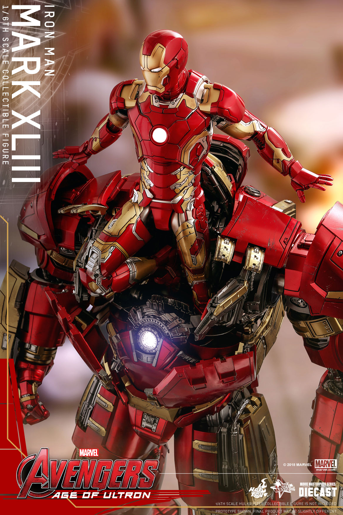 (Reissue)-Hot-Toys---AAOU---Iron-Man-Mark-XLIII-(Diecast)-collectible-figure_PR3