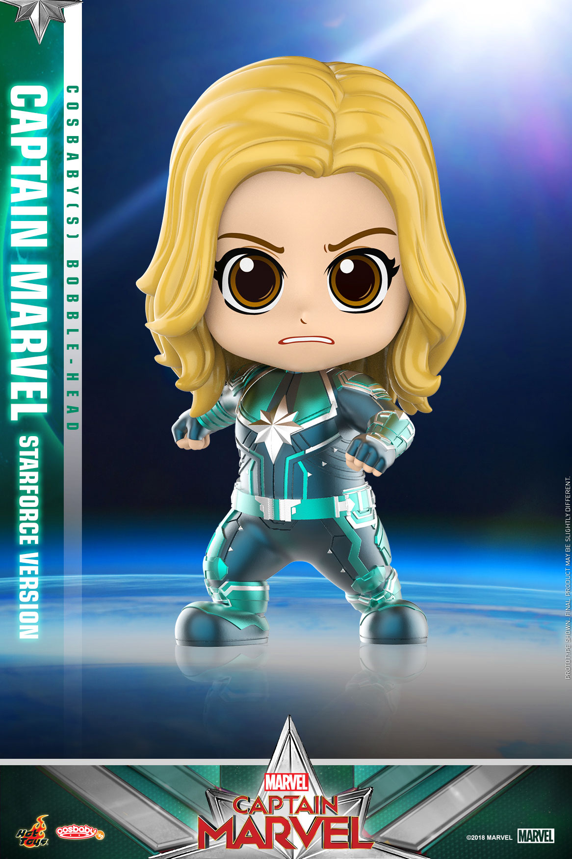 Captain Marvel Cosbaby (1)