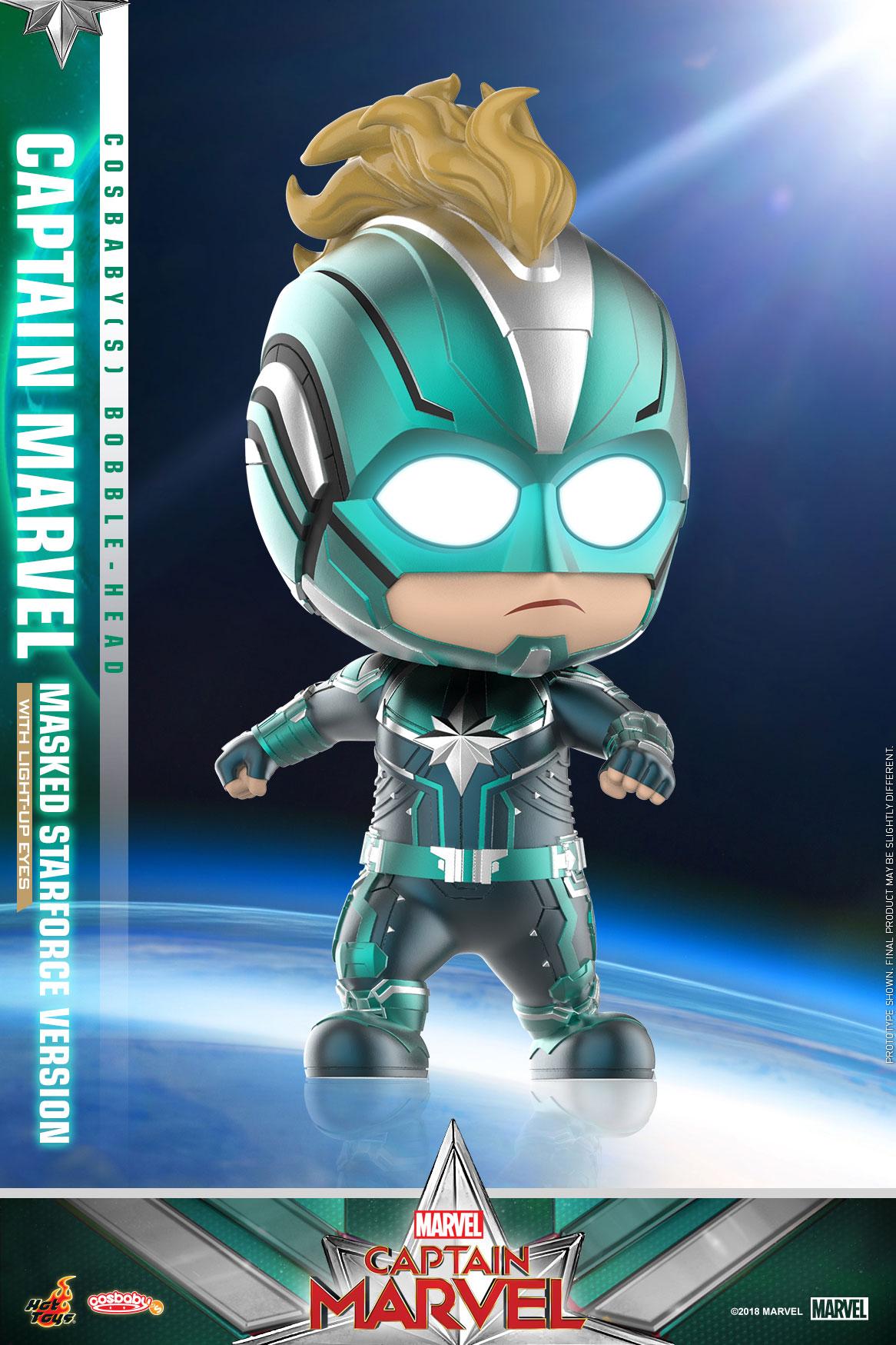 Captain Marvel Cosbaby (6)