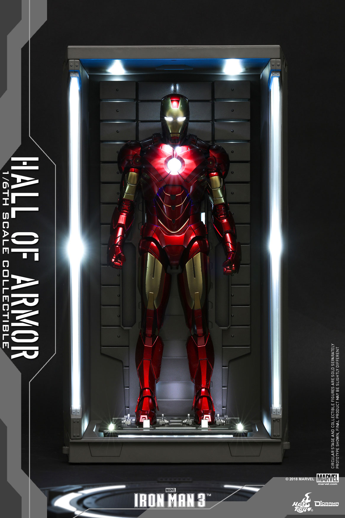Hot-Toys---Iron-Man-3---Hall-of-Armor_PR1