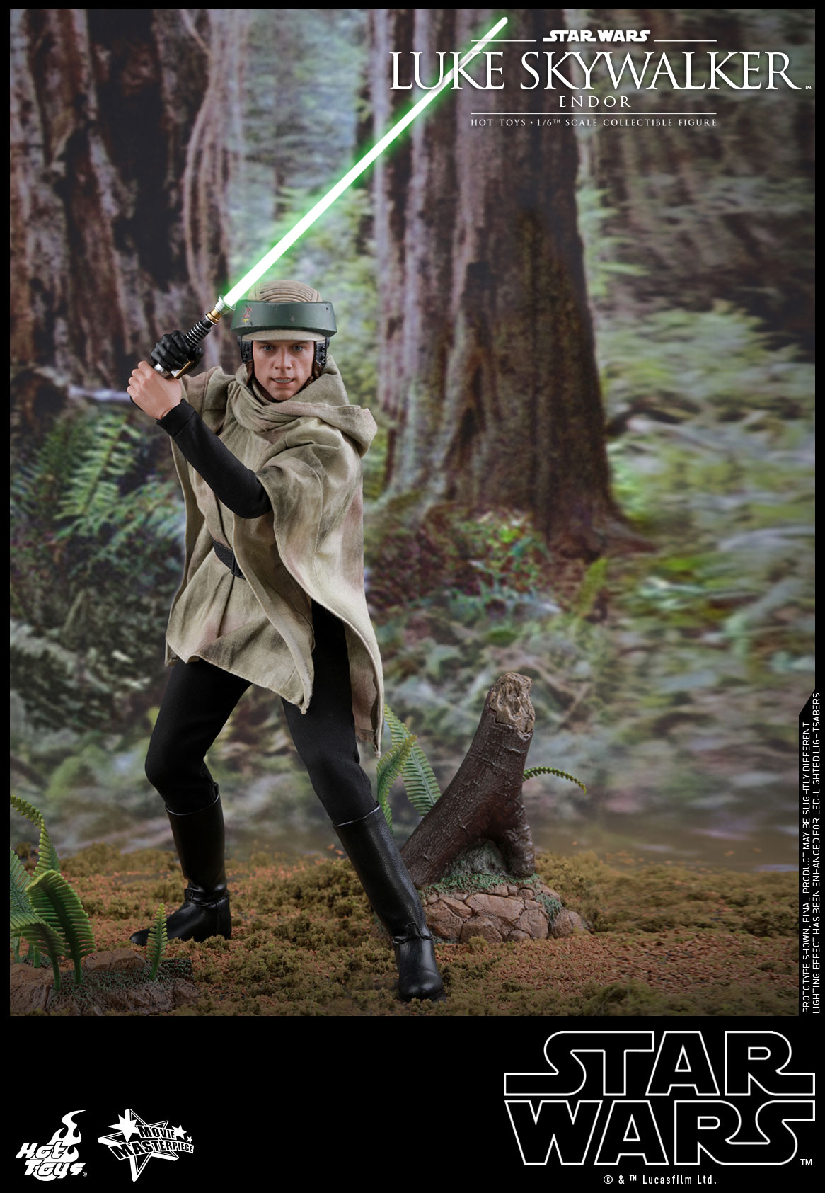 Hot-Toys---SW---Luke-Skywalker-(Endor)-collectible-figure_PR1