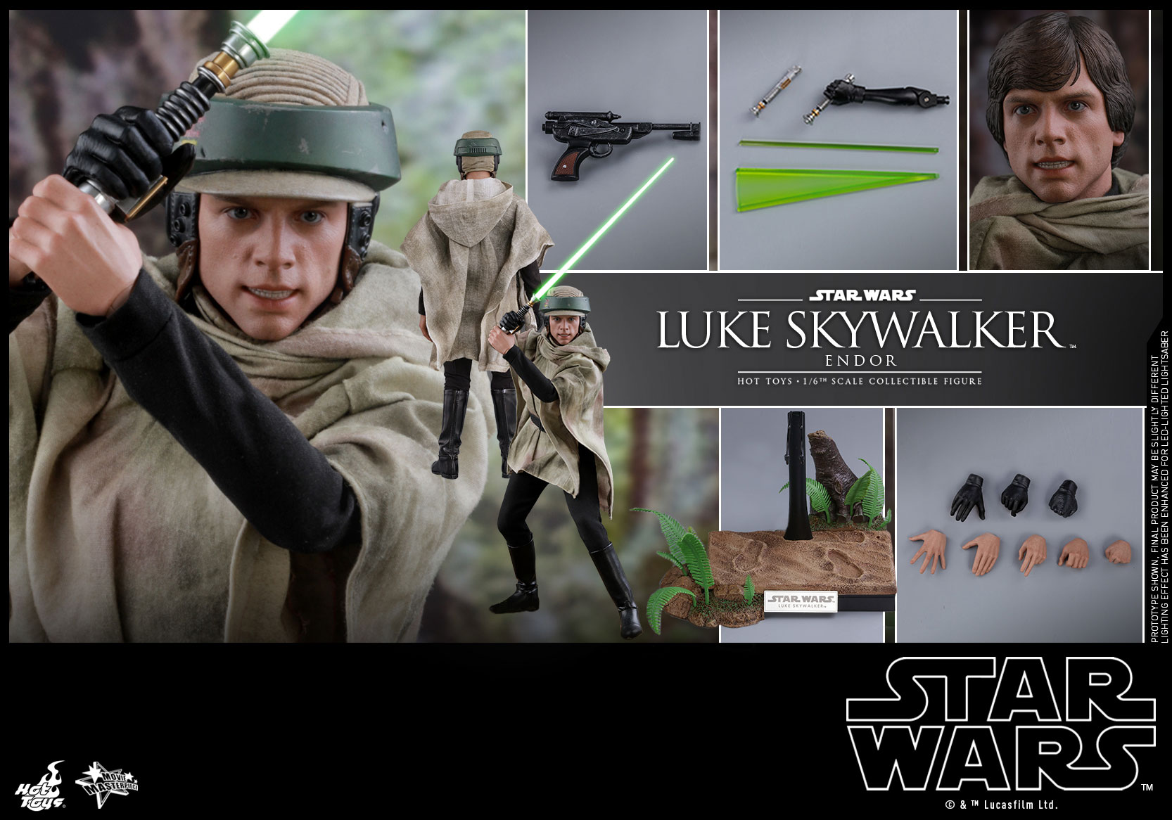 Hot-Toys---SW---Luke-Skywalker-(Endor)-collectible-figure_PR10