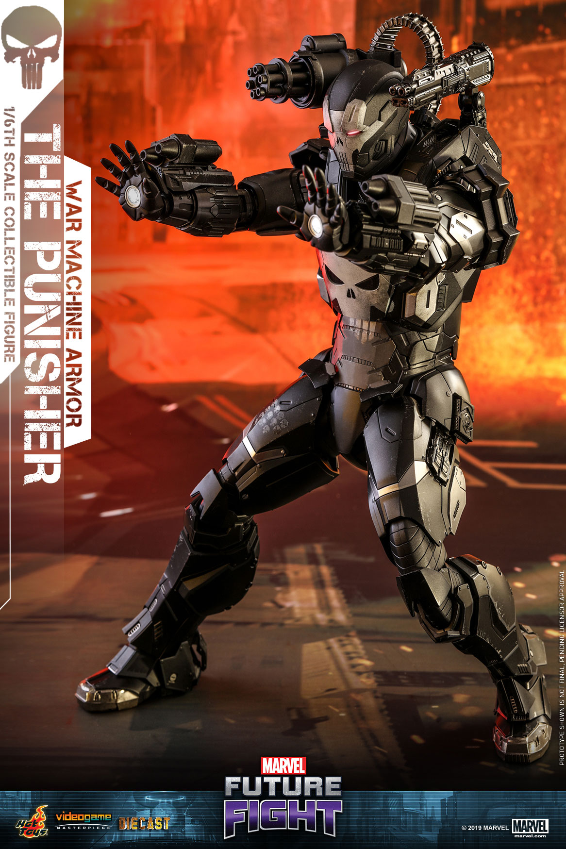Hot-Toys---MARVEL-Future-Fight--The-Punisher-(War-Machine-Armor)-Collectible-Figure---PR19
