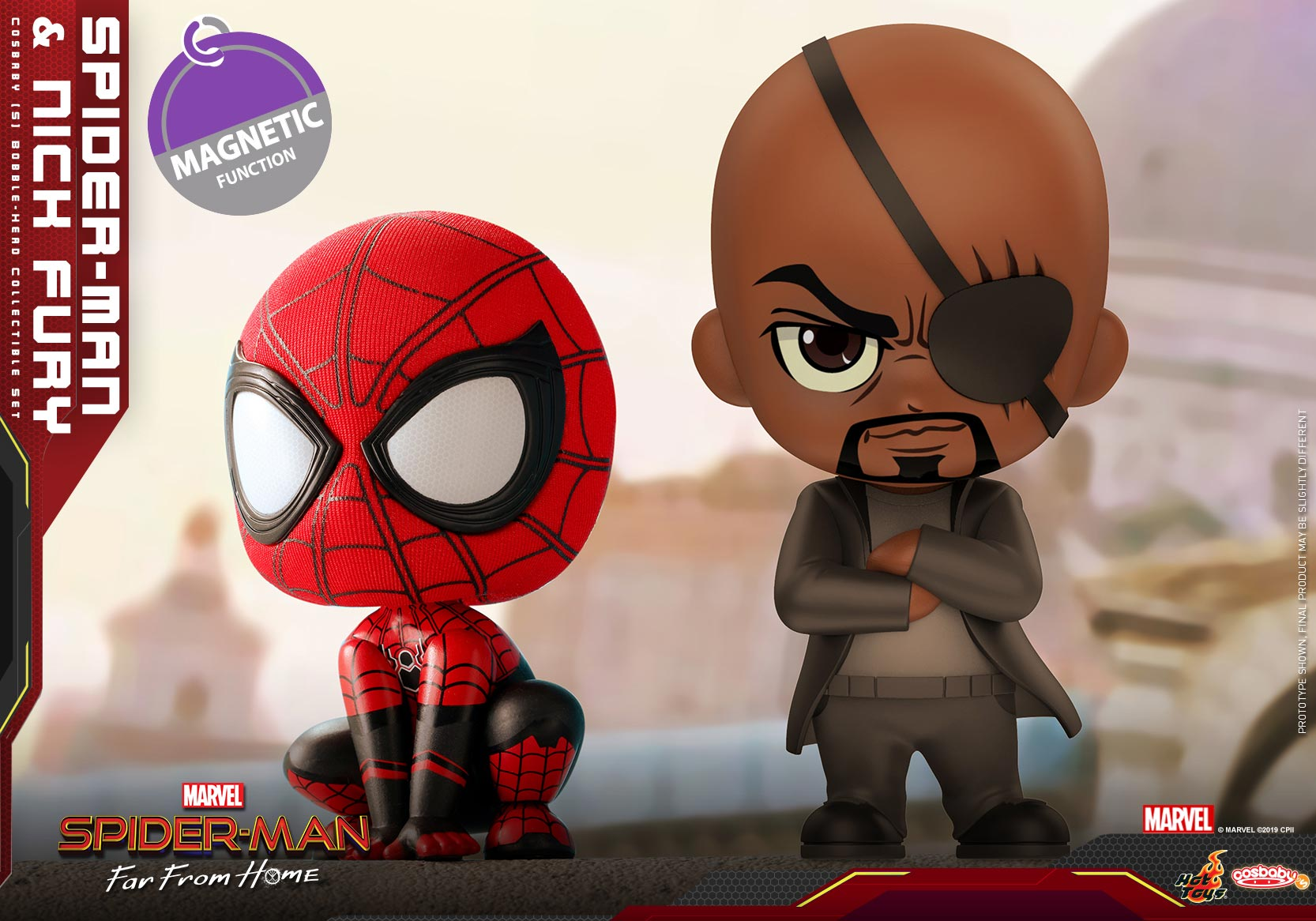 Hot-Toys---SMFFH---Spider-Man-&-Nick-Fury-Cosbaby-(S)-Set_PR1