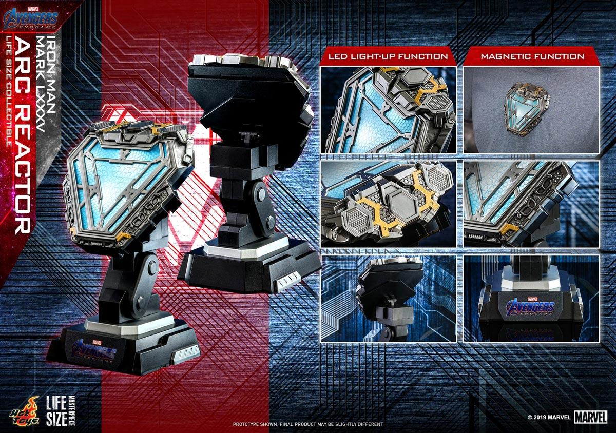 Hot-Toys---Avengers-Endgame-Iron-Man-Mark-LXXXV-Arc-Reactor-Life-Size-Collectible_PR12