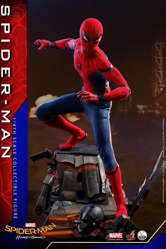 Hot-Toys---SMHC---1-4-Spider-Man-collectible-figure_PR2