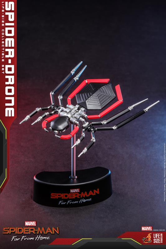 Hot-Toys---Spider-man-Far-From-Home---Spider-Drone-Life-size-Collectible_PR10